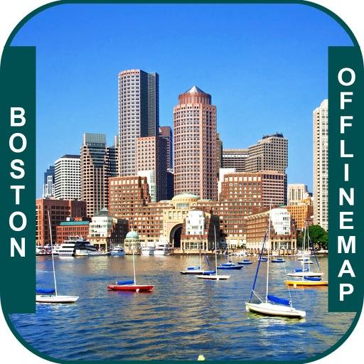 Boston_MA_USA Offline maps & Navigation
