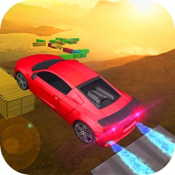 Xtreme Car Stunts Driving