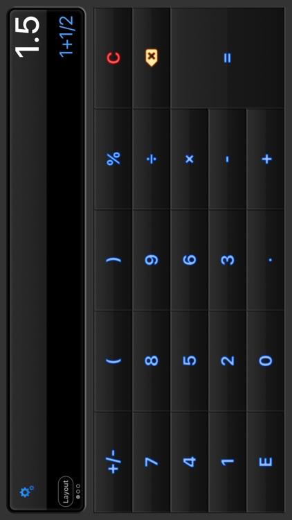Calculator HD Pro Free screenshot-3