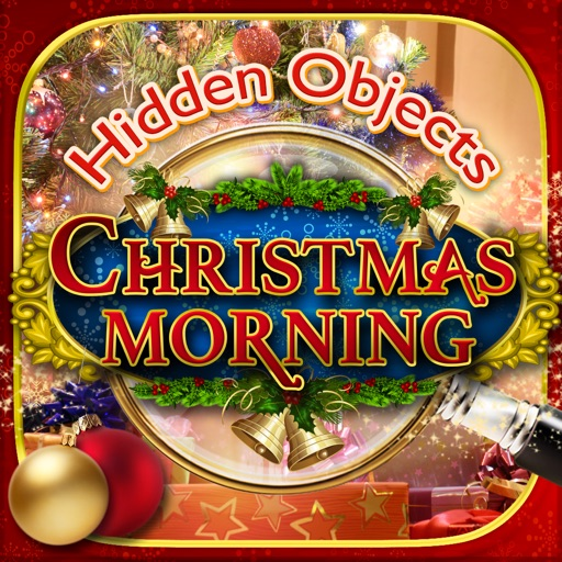 Hidden Objects Christmas Morning Adventures FREE