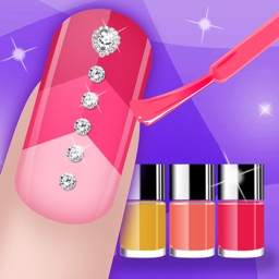 Nail Salon - Girls Game