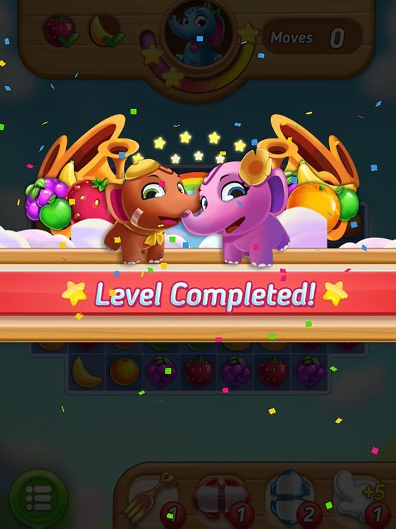 Скачать игру Fruits Mania : Elly's travel
