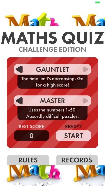 Math Puzzle Quiz screenshot-3