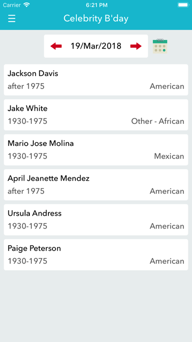 Unique Baby Names screenshot four