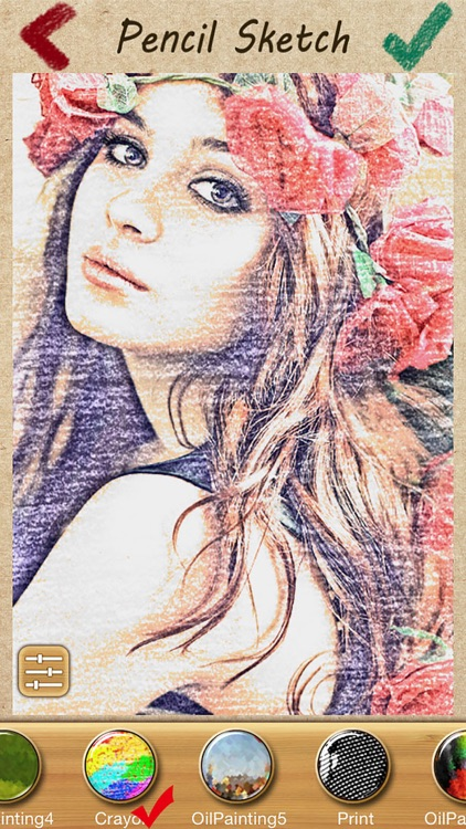 Pencil Sketch 2 - Draft Effects & Draw Fx Color Foto Now screenshot-4