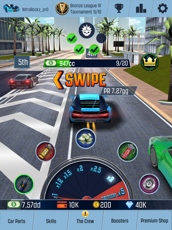 Idle Racing GO: Clicker Tycoon screenshot 8