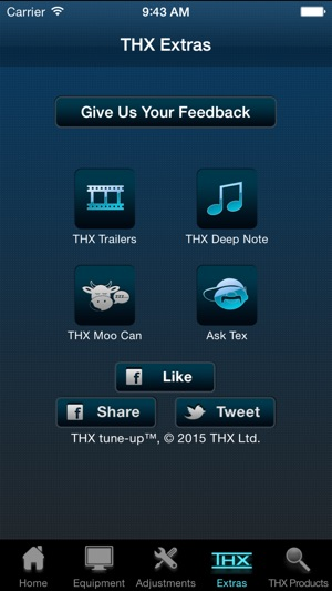 THX tune-up™ on the App Store