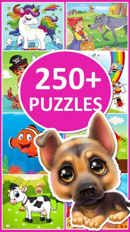 Cute Jigsaw Puzzle Games