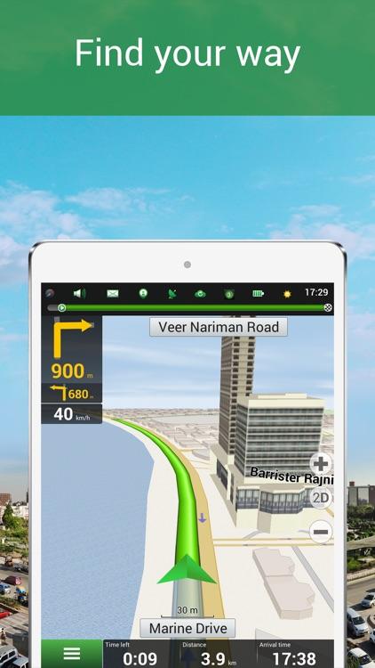 Navitel Navigator & MapMyIndia – India GPS & Map
