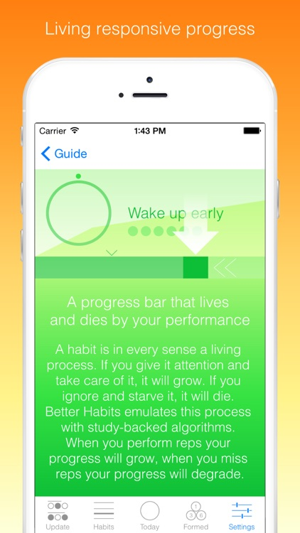Better Habits screenshot-2
