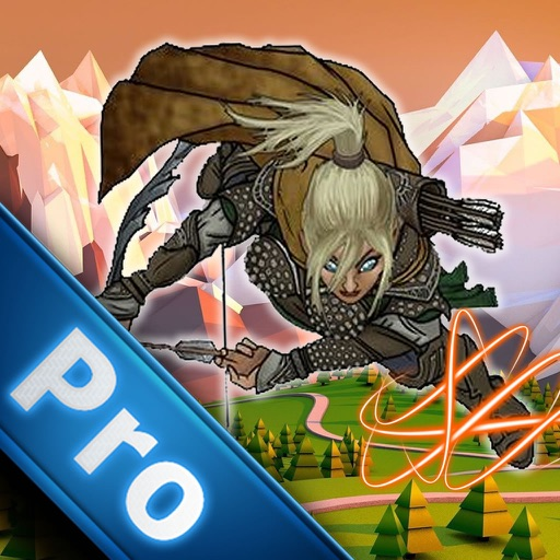 Cool Stormy Archer PRO - Super Fast Game Arrow