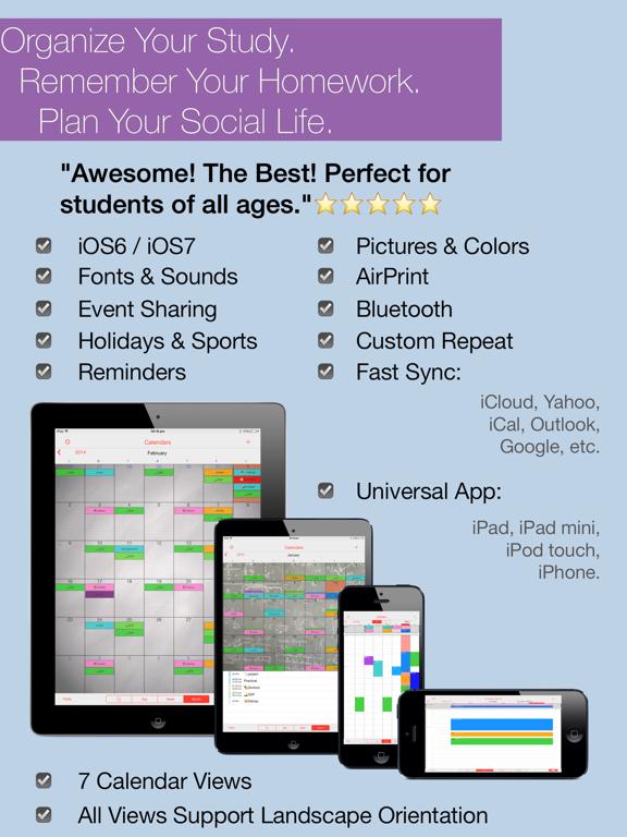 StudentLife Calendar | App Price Drops