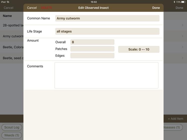 FieldX Journal screenshot-4