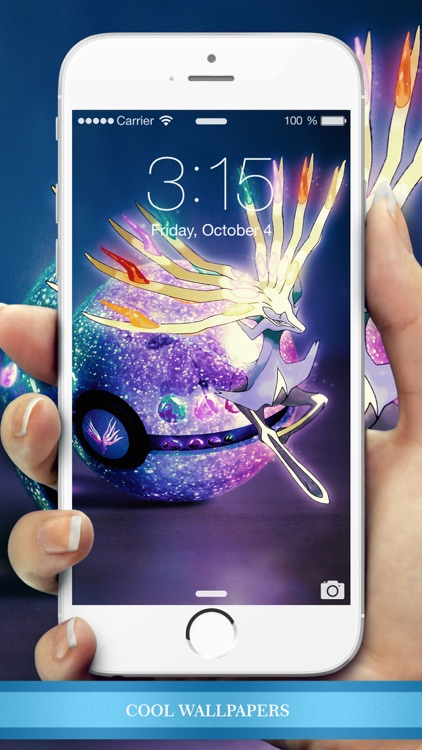 Cool Wallpapers for Pokemon screenshot-0