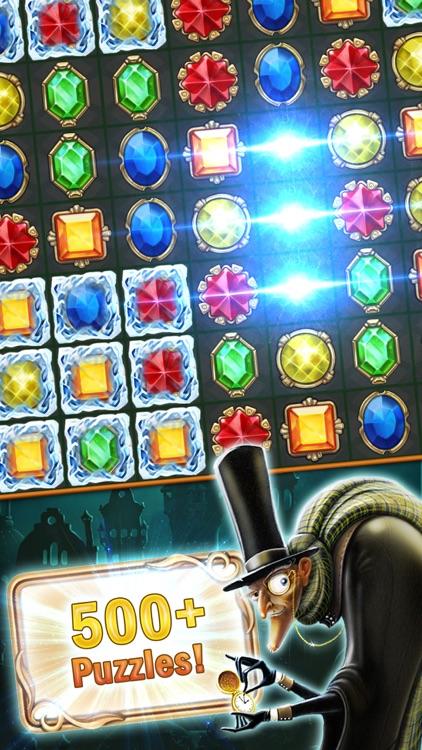 Clockmaker – Mystery Match3 Puzzle screenshot-0