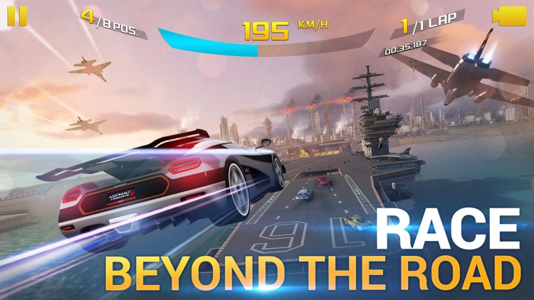 Asphalt 8: Airborne screenshot-2