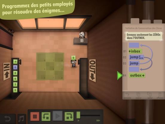 Screenshot #5 pour Human Resource Machine