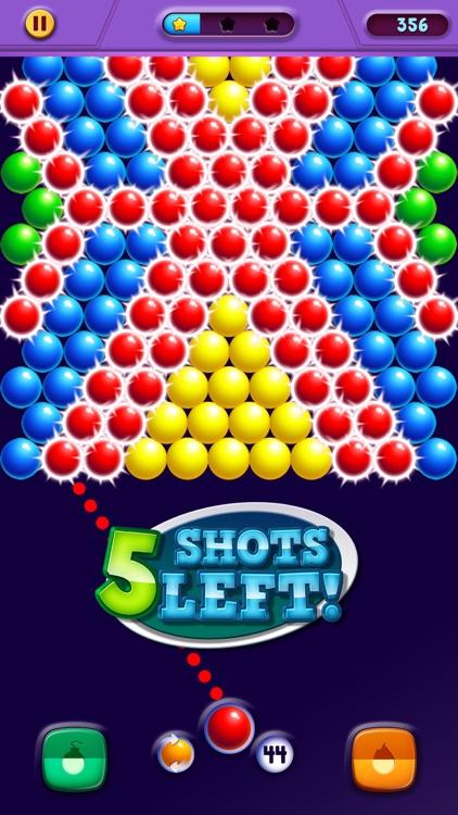 Bubble Puzzle Action screenshot-4