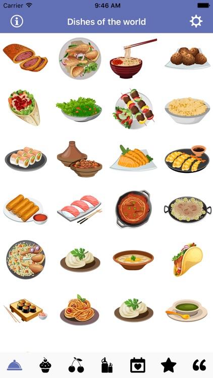 FoodMoji screenshot-3