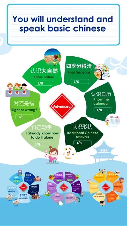 Nihau: Learn Chinese for kids screenshot-4