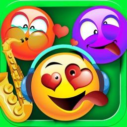 Super Emoji Blitz - Musical Match 3