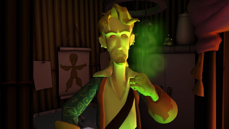 Monkey Island Tales 1 screenshot-2