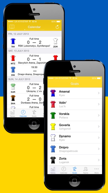 Ukrainian Football History 2012-2013 screenshot-3