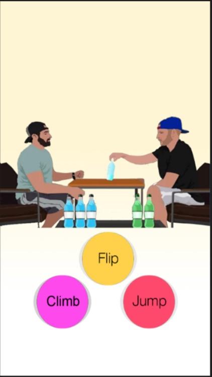 Water Bottle Flip -  Arcade Challenge pro! screenshot-3