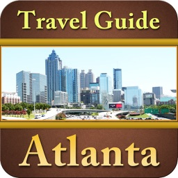 Atlanta Offline Map Travel Guide