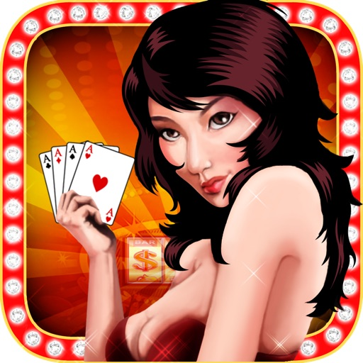 A High Payout Las Vegas Casino Slot Machine: Bonus Spin Prize-wheel & Gold Coin Jackpot iOS App