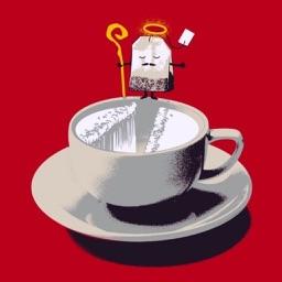 Flappy Tea Bag
