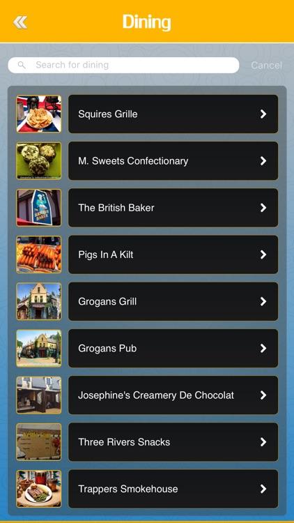 The Best App for Busch Gardens Williamsburg screenshot-3