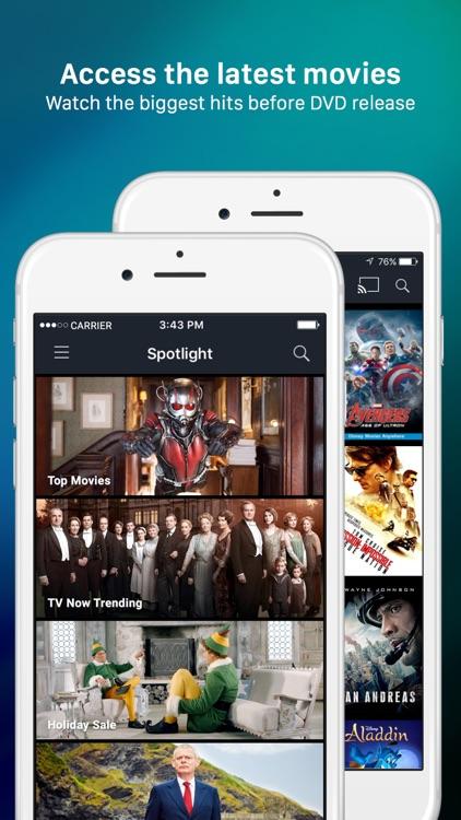 VUDU - Movies & TV