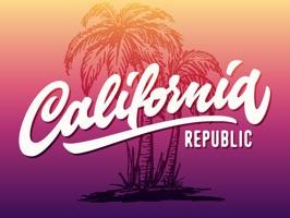 California Stickers
