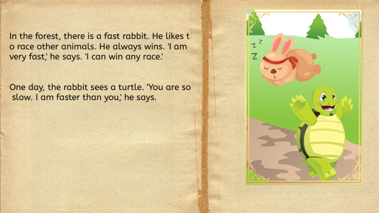Classic bedtime stories for children 3 screenshot-4