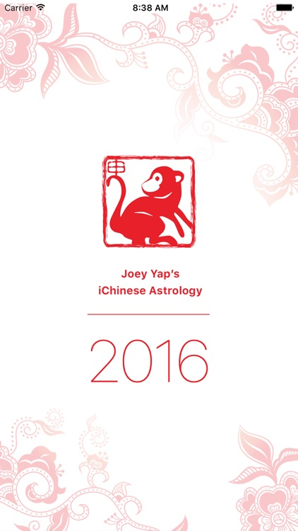 Joey Yap's iChinese Astrology 2016