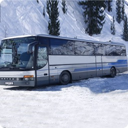 Offroad Mountain Bus sim 2016