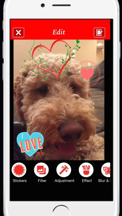 Love Booth - Create photo cards for the ones you adore