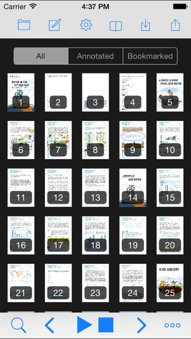 ClaroPDF Pro Screenshots