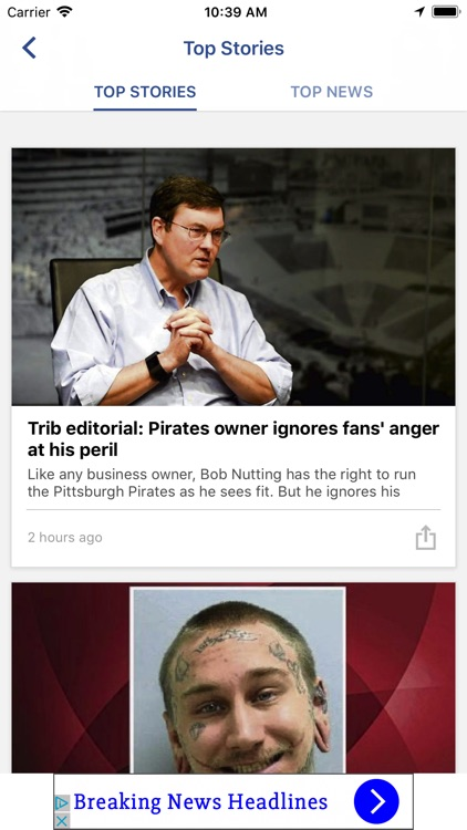 TribLIVE News & Sports screenshot-1