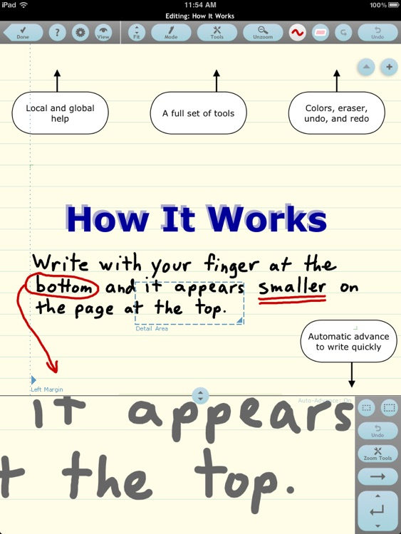Note Taker HD screenshot-1