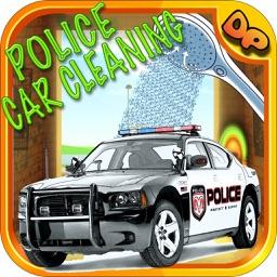 Police Car Wash Game