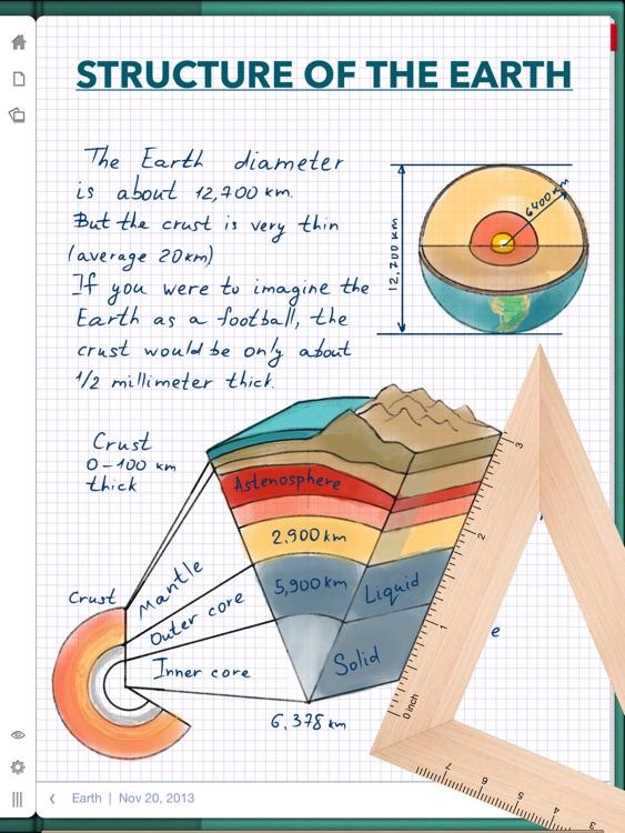 Notes HD: Notes, Drawings