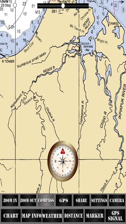 Florida USA Nautical Charts screenshot-4