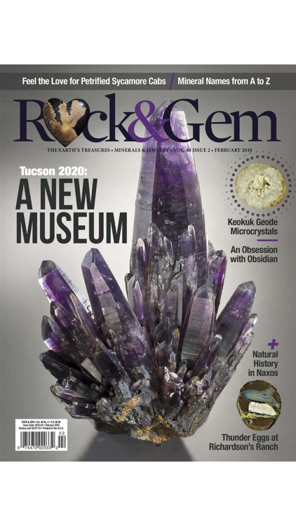 Rock&Gem Magazine screenshot-0