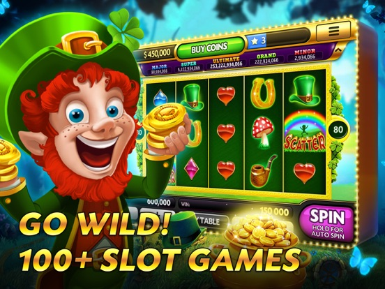 Caesars Slots – Casino Games iPad
