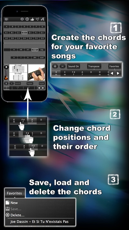 120 Bass Chords screenshot-1