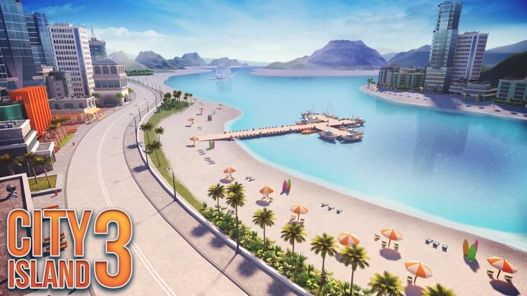City Island 3 - Building Sim Village to Megapolis screenshot-0