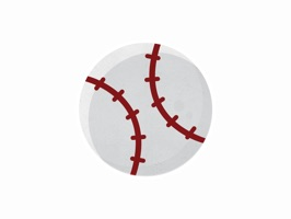 The original iOS app TapTeach Baseball is back, in stickers