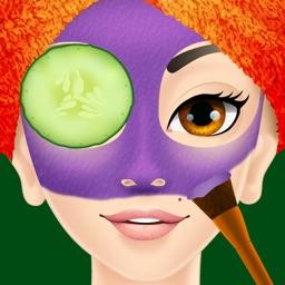 Spooky Makeover - Halloween Makeup & Kids Games